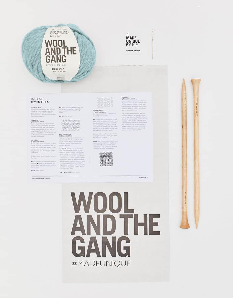 woolandthegang beginner knitting kit 1 3