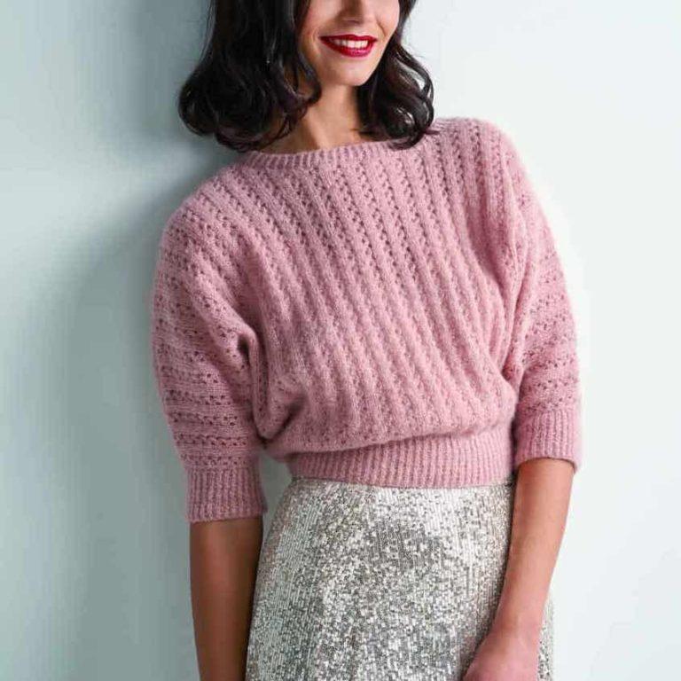 Charisma Sweater by Rowan