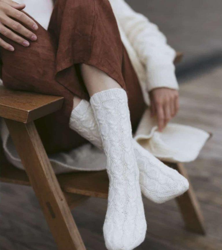 Oodi Socks Knitting Kit