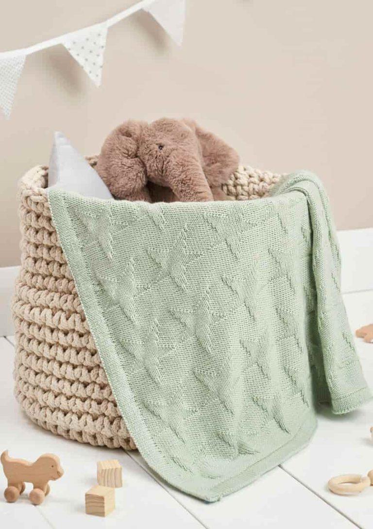 Rowan Star Blanket Kit