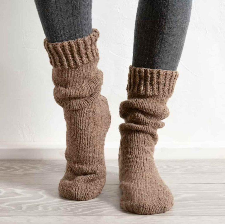 Siesta Socks Knitting Kit