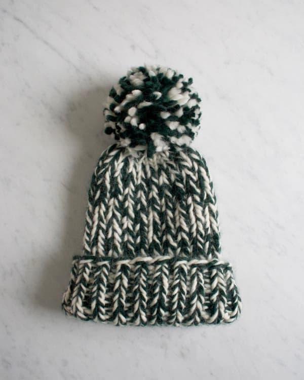 snow day hat