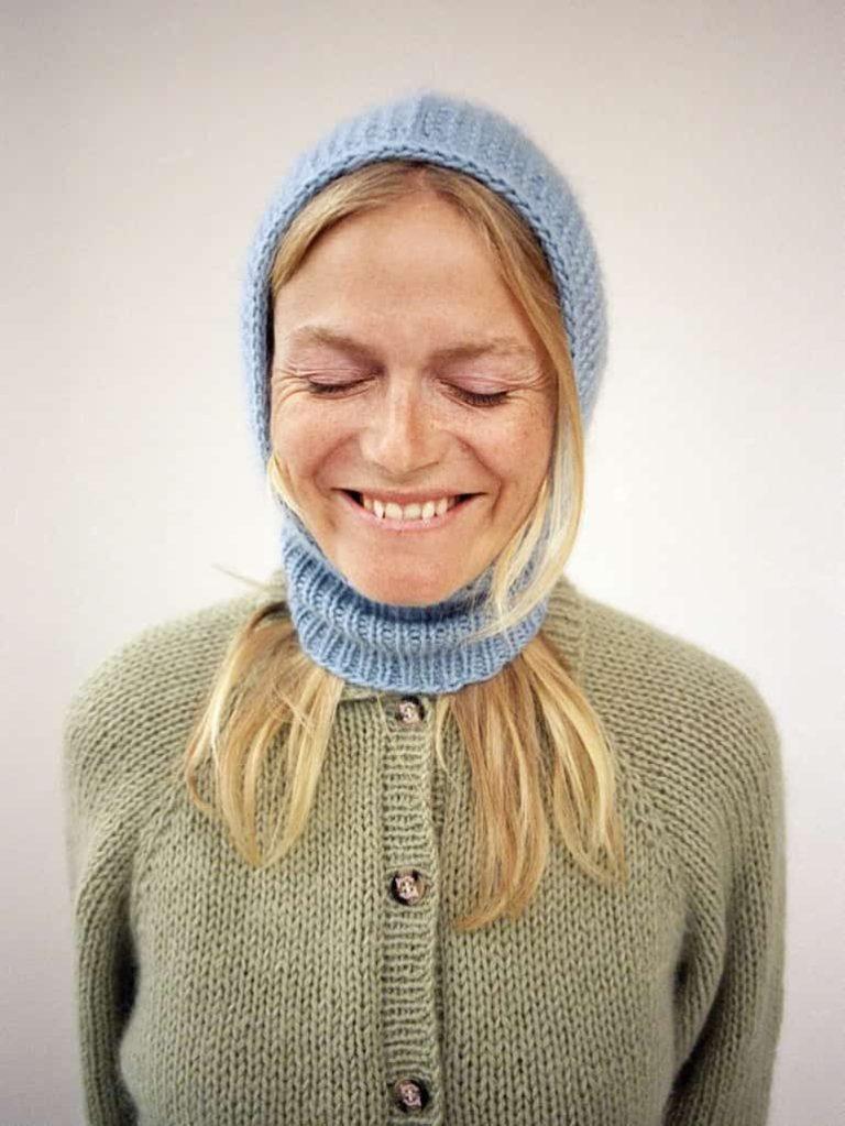 Deima Balaclava Knitting Pattern