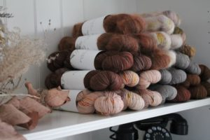 different yarn weights