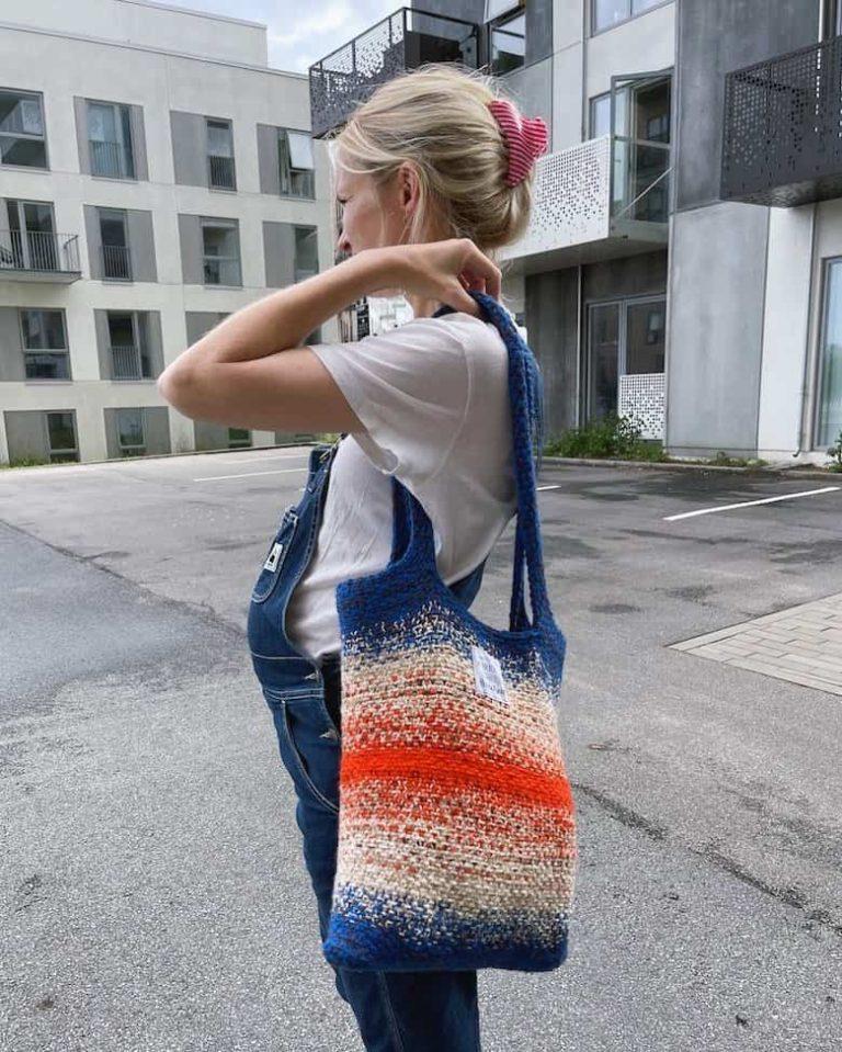 Technicolour Tote Bag